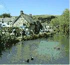 An earlier Fayre around the pond at Sutton Poyntz